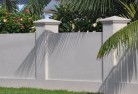Appletree Flat Barrier wall fencing 1