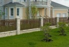 Appletree Flat Front yard fencing 1