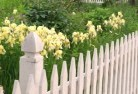 Appletree Flat Front yard fencing 2