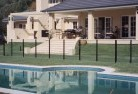Appletree Flat Glass fencing 2