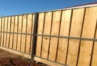 Appletree Flat Lap and cap timber fencing 4