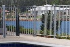 Appletree Flat Pool fencing 7