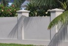 Appletree Flat Privacy fencing 27
