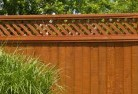 Appletree Flat Privacy fencing 3