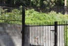 Appletree Flat Security fencing 16