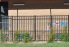 Appletree Flat Security fencing 17
