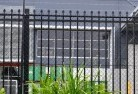 Appletree Flat Security fencing 20