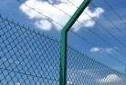 Appletree Flat Security fencing 23