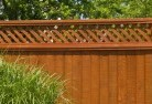 Appletree Flat Timber fencing 14