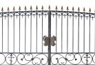 Appletree Flat Wrought iron fencing 10