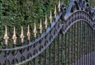 Appletree Flat Wrought iron fencing 11