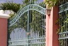 Appletree Flat Wrought iron fencing 12