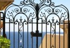 Appletree Flat Wrought iron fencing 13