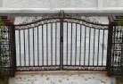 Appletree Flat Wrought iron fencing 14