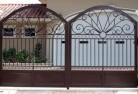 Appletree Flat Wrought iron fencing 2