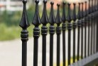 Appletree Flat Wrought iron fencing 8