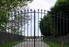 Appletree Flat Wrought iron fencing 9